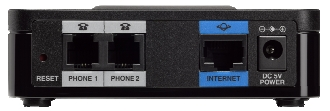 Linksys Cisco FXS SIP gateway SPA112